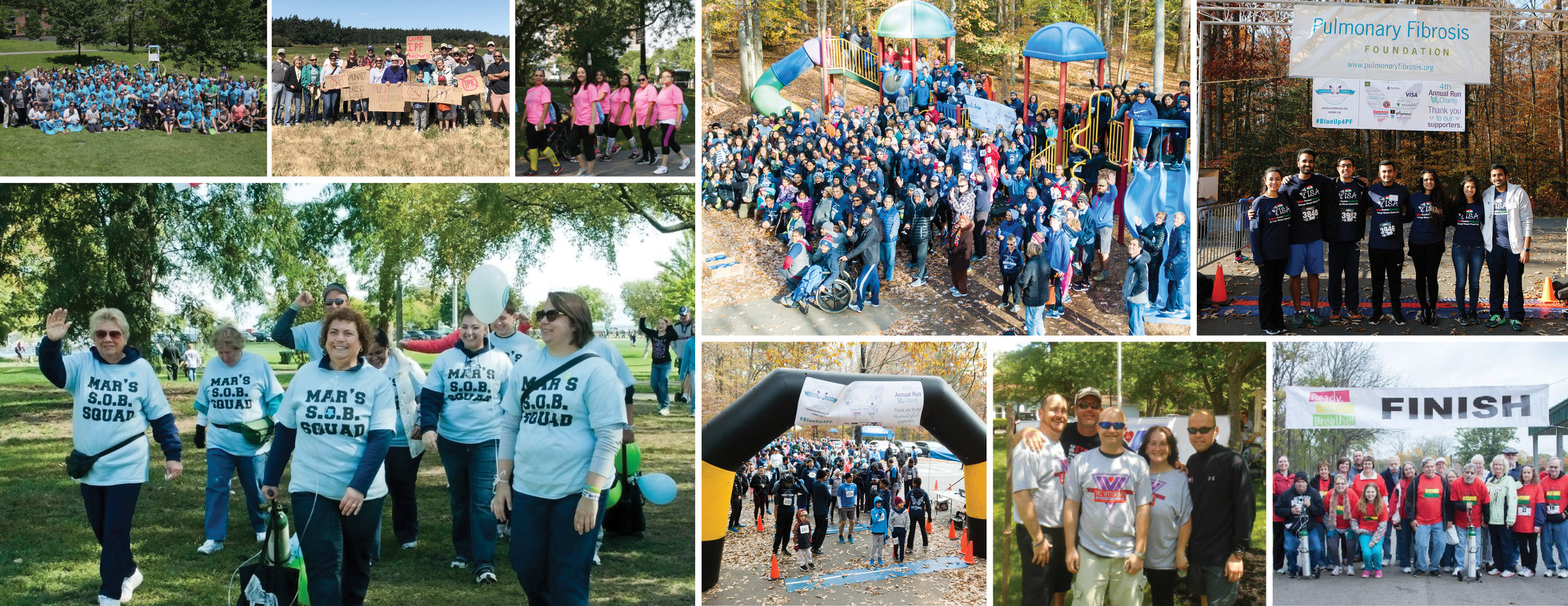 Walk To End Pulmonary Fibrosis | Houston